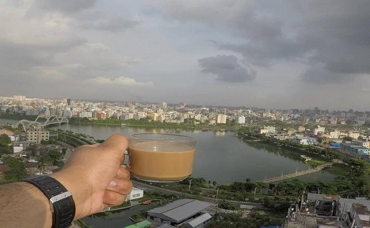 ঢাকা (ছবি কৃতজ্ঞতা: রাকিব)