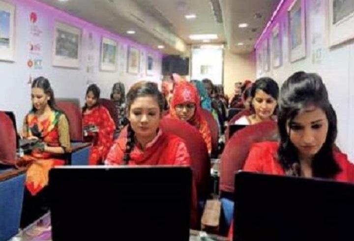 গফরগাঁওয়ে ৭ দিনব্যাপী নারী উদ্যোক্তা কর্মশালা