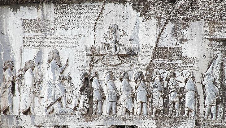 ছবিতে হামলার আশঙ্কায় থাকা ইরানি স্থাপনাগুলো
