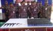 চাঁপাইনবাবগঞ্জে বিজিবির অভিযানে ৫ অস্ত্রসহ মাদক উদ্ধার