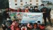 টাঙ্গাইলে উষ্ণতার হাসি ছড়িয়েছে 'ওয়ান স্টেপ ফর টুমরো'