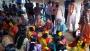 নওগাঁর আদিবাসী পল্লীতে সুইস রাষ্ট্রদূত
