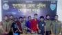 সুনামগঞ্জে ছয় জুয়াড়ি আটক