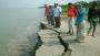 উলিপুরে নদী ভাঙনে হুমকির মুখে ফসলি জমি ও বসতবাড়ি