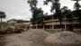 স্কুল মাঠে নির্মাণ সামগ্রী; খেলাধুলা ও শিক্ষা কার্যক্রম ব্যাহত