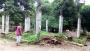 মুক্তিযোদ্ধাদের কবরের ওপরেই চলছে মাদ্রাসার ভবন নির্মাণ