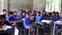 ঝুঁকির মধ্যেই চলছে কোমলমতি শিক্ষার্থীদের পাঠদান
