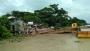 সুগন্ধা নদীতে আকস্মিক ভাঙন