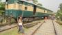 ট্রেনের বগি লাইনচ্যুত : ঢাকার সঙ্গে রেল চলাচল বন্ধ