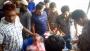 ফরিদপুরে চলন্ত ট্রেনের সঙ্গে ভটভটির সংঘর্ষ