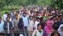 নয় দফা দাবিতে বাকৃবি শিক্ষার্থীদের লং মার্চ