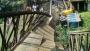 বরিশালে বেইলি সেতু ভেঙে খালে, সড়ক যোগাযোগ বন্ধ