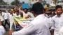 নরসিংদীতে মোদী বিরোধী বিক্ষোভ