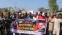 দিল্লির হিন্দুত্ববাদী সহিংসতার প্রতিবাদে হবিগঞ্জে বিক্ষোভ
