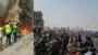রূপনগরের আগুন নিয়ন্ত্রণে বাঙলা কলেজ রোভার