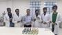 বিনামূল্যে বিতরণের জন্য হ্যান্ড স্যানিটাইজার তৈরি করল বুটেক্স শিক্ষার্থীরা