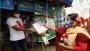 'নো মাস্ক, নো সার্ভিস', চারজনের জরিমানা