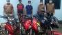 নোয়াখালীতে চোরাই মোটরসাইকেলসহ আটক ২