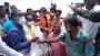 বন্যা কবলিত মানুষের মাঝে সিরাজগঞ্জ জেলা বিএনপির ত্রাণ বিতরণ