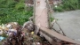 বৈরাণ নদীর সেতু ভেঙ্গে পড়ায় দুর্ভোগ চরমে
