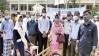 প্রধানমন্ত্রীর উপহার সাইকেল নিচ্ছে শিক্ষার্থীরা